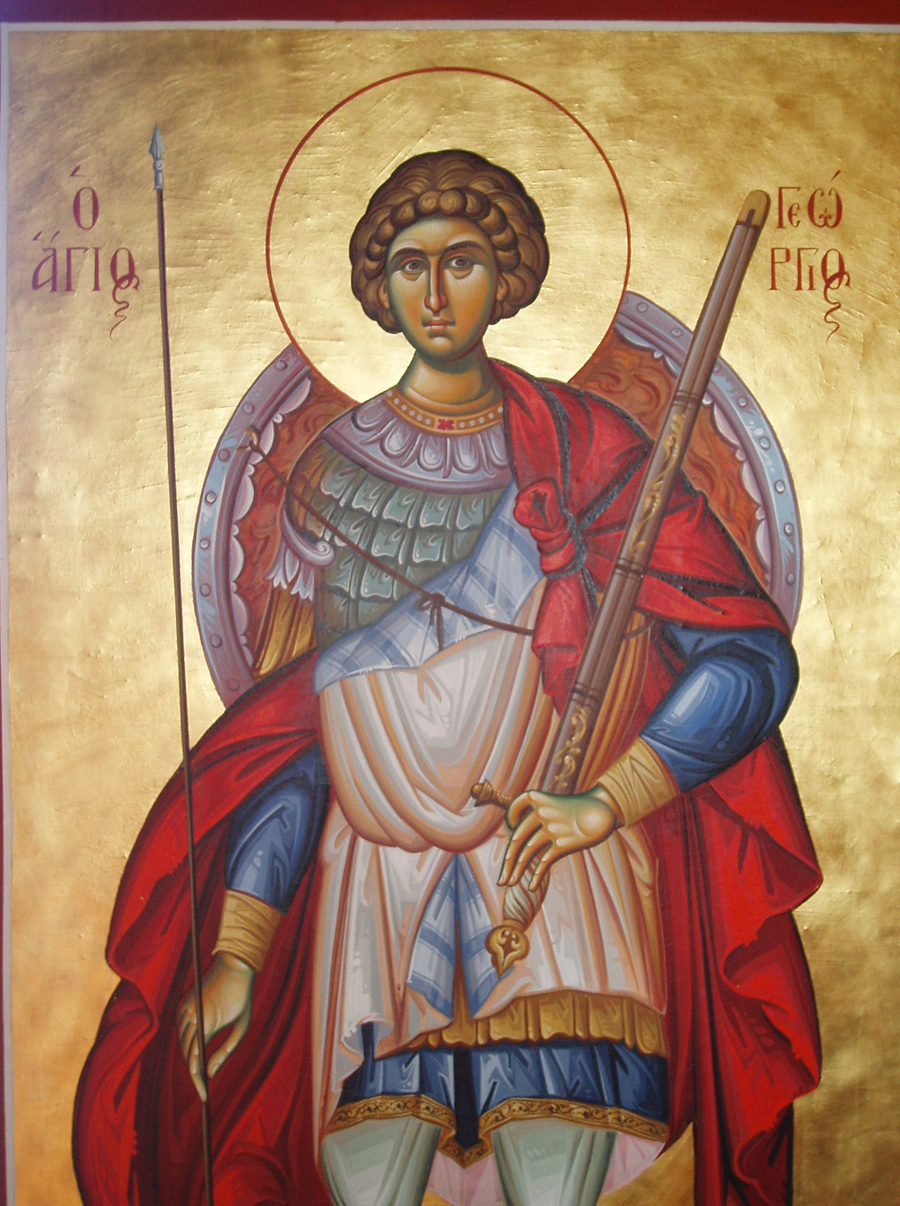 St George Sutherland Shire: Full Of Grace And Truth: Epithets Of St. George The Great