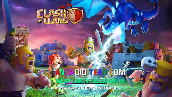 Clash of Clans 11.185.13 Mega Hack Update Game