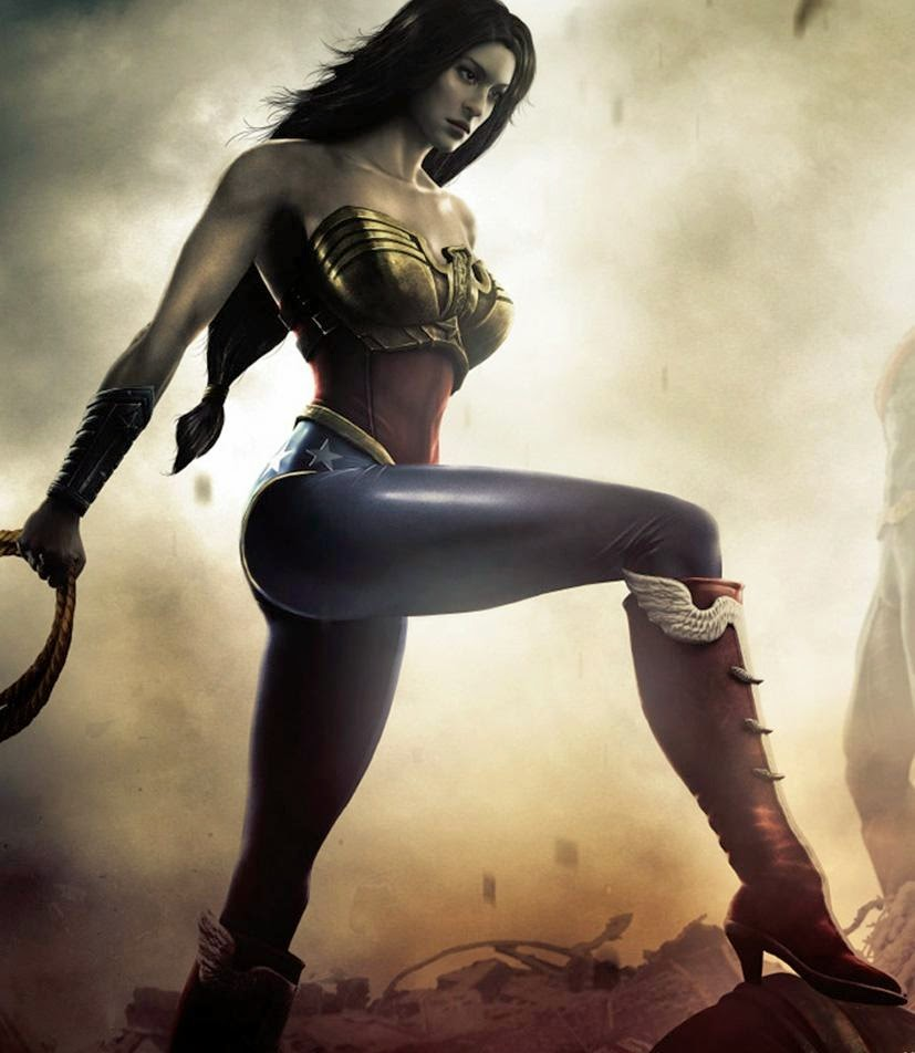 fc80bcd223bd5b PANTS! Gal Gadot's 'Wonder Woman' Costume Rumored to be Based on ...