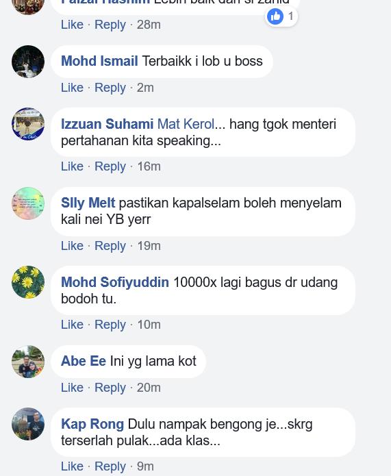 Selain Pandai Masak, Kepetahan Berbahasa Inggeris Mat Sabu Mendapat Pujian Netizen
