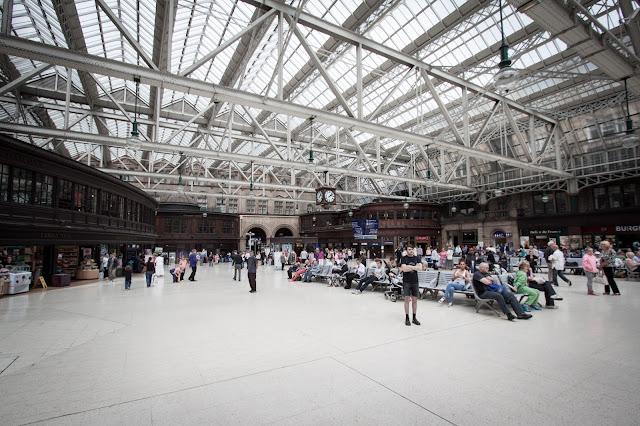 Stazione centrale-Glasgow