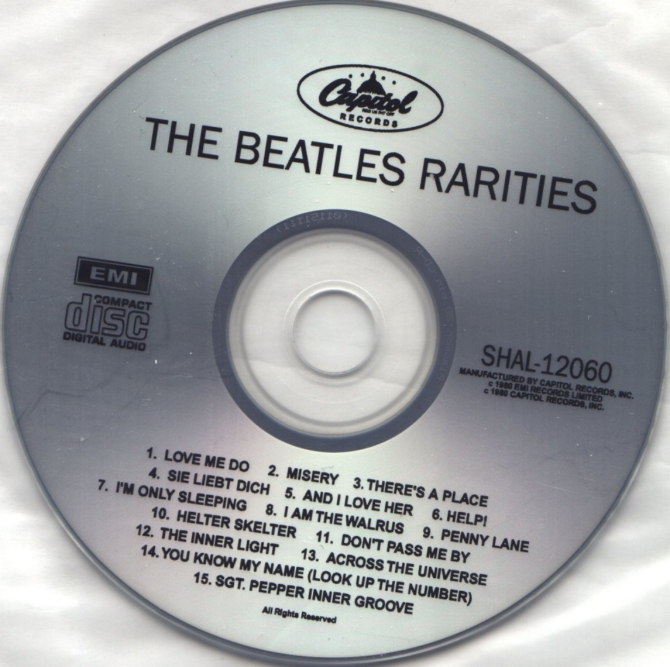 Summary -> The Beatles All Files Sorted By Publisher Bootlegzone