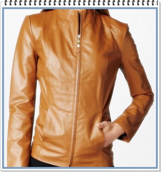 foto jaket kulit model terbaru