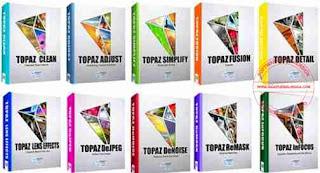 Topaz Plugins Bundle for Adobe Photoshop Update 2017