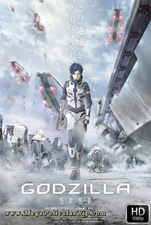 Godzilla: El Planeta De Los Monstruos [1080p] [Latino-Japones] [MEGA]