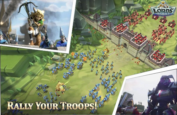 Lords Mobile Mod Apk for Android