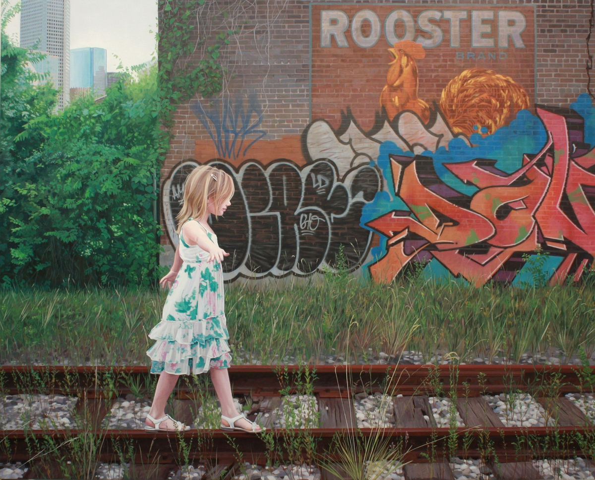 19-Rooster-Brand-Kevin-Peterson-Children-Exploring-Hyper-Realistic-Paintings-www-designstack-co