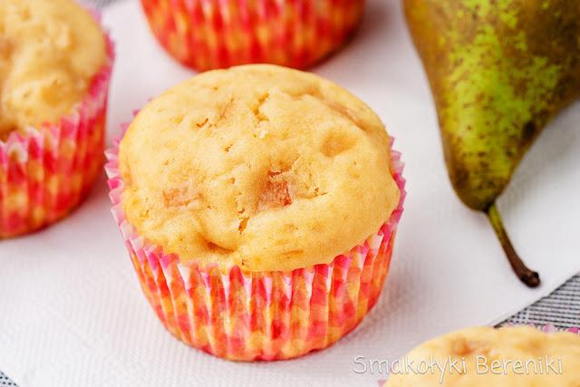 Muffiny pyszne i mięciutkie