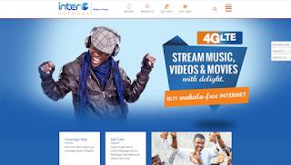 InterC Nigeria 4G LTE Data Plan, Subscription & Price