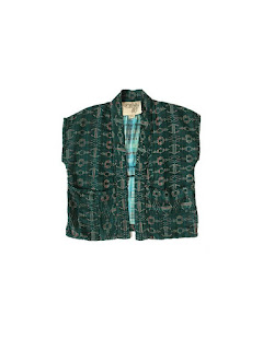 Ace & Jig Emerald Frida Jacket
