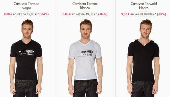 camisetas hombre de Elektrode