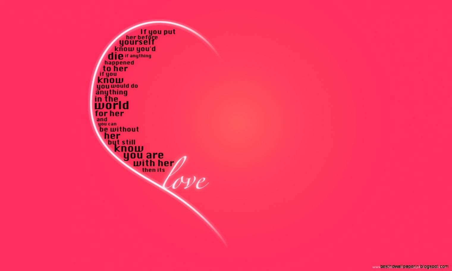 Love Quote Hd Desktop Backgrounds Thing Do Words You I ...