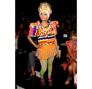 Celebrity Today Nicki Minaj S 25 Most Outrageous Outfits