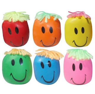Gambar Squishy Lucu Slow Muka Ketawa Face Stress Ball