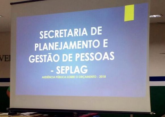 Prefeitura de Santa Cruz do Capibaribe apresenta previsão orçamentária para 2018