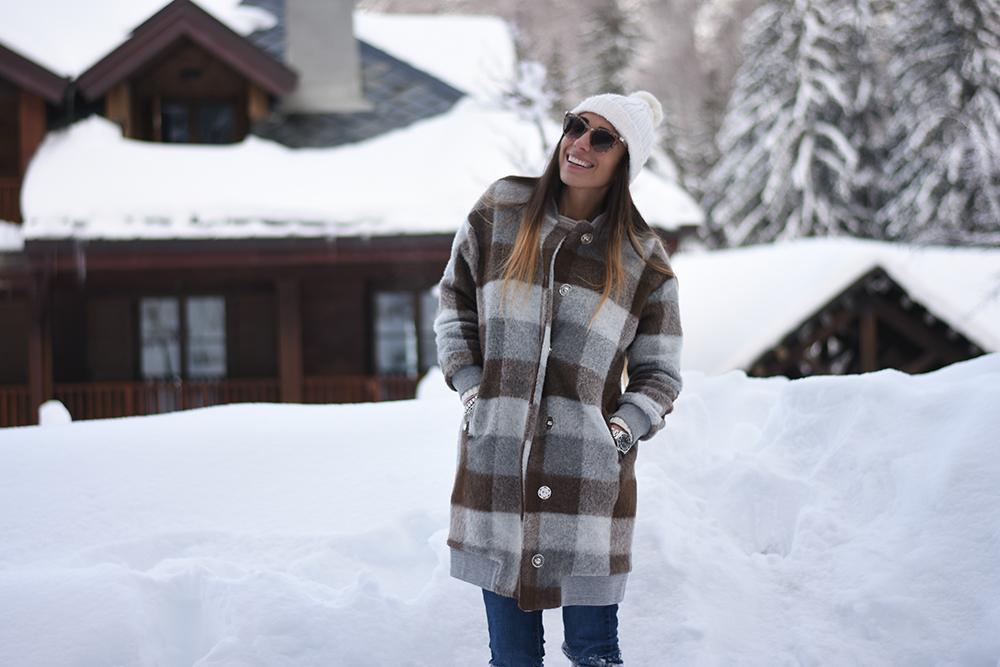 outfit da montagna
