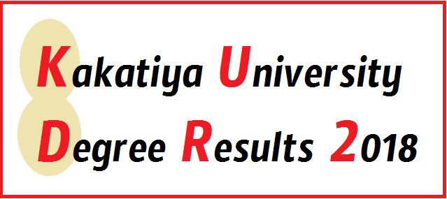 Manabadi KU Degree Results 2018