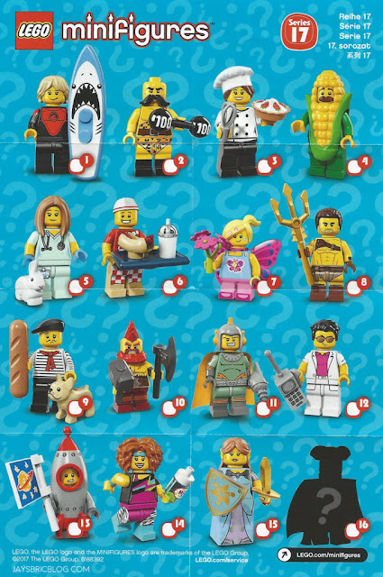 The Minifigure Collector Lego Minifigure Series 1 19