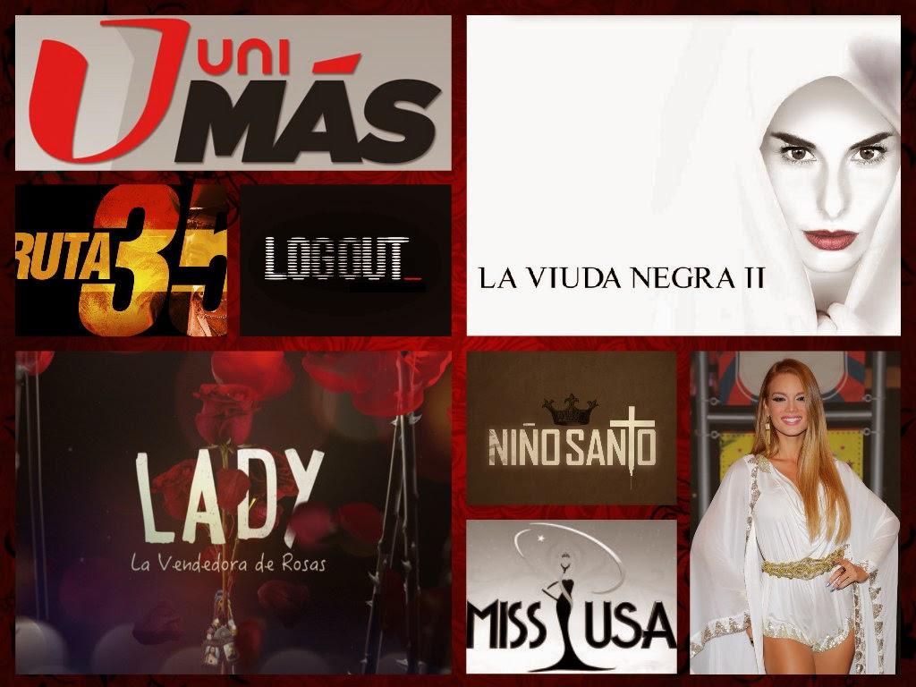 UpFront 2015-16: Conoce la nueva programación de UniMás