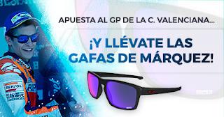 Paston Sorteo MotoGP: Gana las Gafas de Sol de Márquez