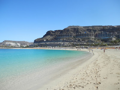 spiaggia Gran Canaria