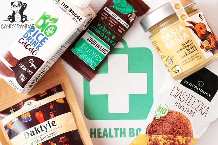 Pudełko zdrowych skarbów cz.10 - Health Box (health-box.pl)