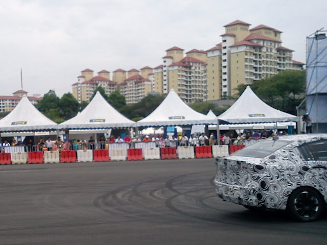 At Proton's Power of 1 Event - On the P3-21A, R3, the Satria GTI & Lots of Satria Neo R3 stuff!