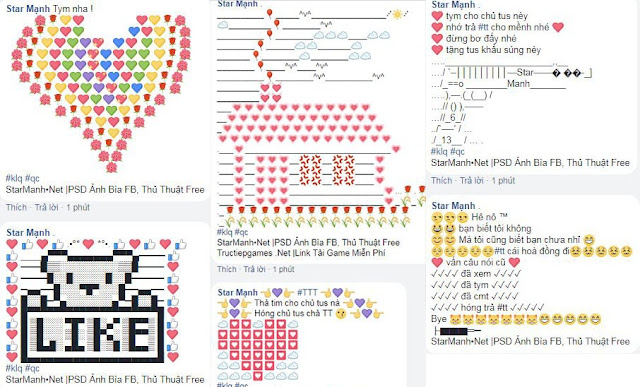 Share Code Bot Cmt Emoji FB Cài Đặt Đơn Giản