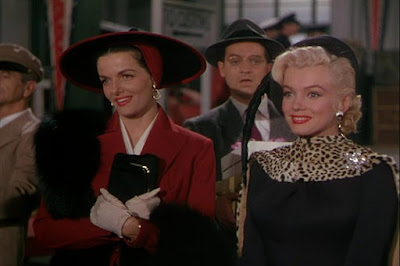"""Джентльмены предпочитают блондинок""   1953 г.  реж. Говард Хоукс"