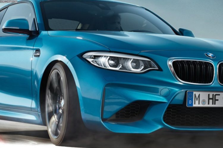 Facelifted 2018 BMW M2 Appears On Official Website