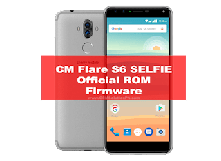 Cherry Mobile FLARE S6 SELFIE Firmware 7.0 Nougat