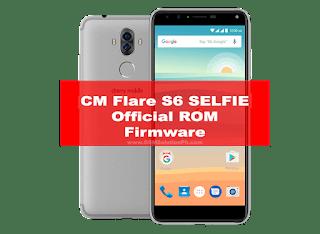 Cherry Mobile FLARE S6 SELFIE Firmware 7.0 Nougat