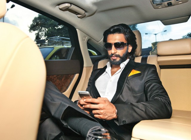 ranveer singh cars collection