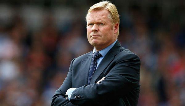 Everton Sudah Resmi Pecat Pemain Ronald Koeman