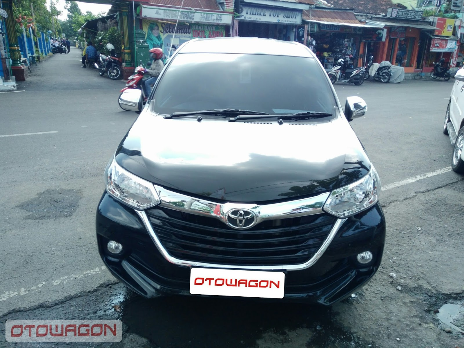 pilihan warna grand new avanza 2015 review veloz 1.5 84 modifikasi all g hitam 2018
