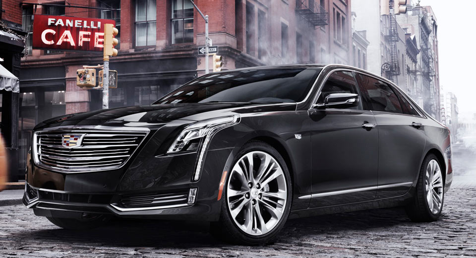 2018 Cadillac Ct6 Gets Selection Of New Goodies Car News