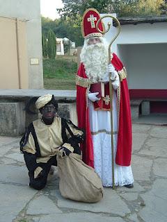 Coutumes de la Saint-Nicolas, du père fouettard, 6 décembre