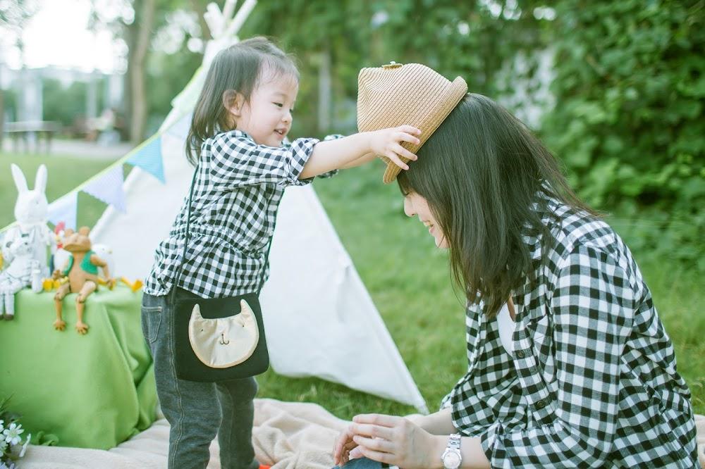 台北戶外寶貝 全家福兒童攝影 推薦