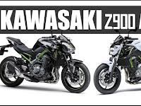 Penampakan 2 Motor Naked Terbaru Kawasaki di EICMA 2016 Milan