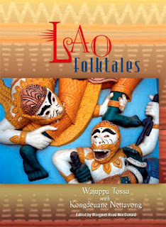 Lao literature review (book) - Lao Folktales by Wajuppa Tossa and Kongdeuane Nettavong