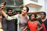 Anasuya at Country Mall Opening HeyAndhra.com