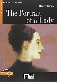 """""""The portrait of a lady"""" - Henry James"""