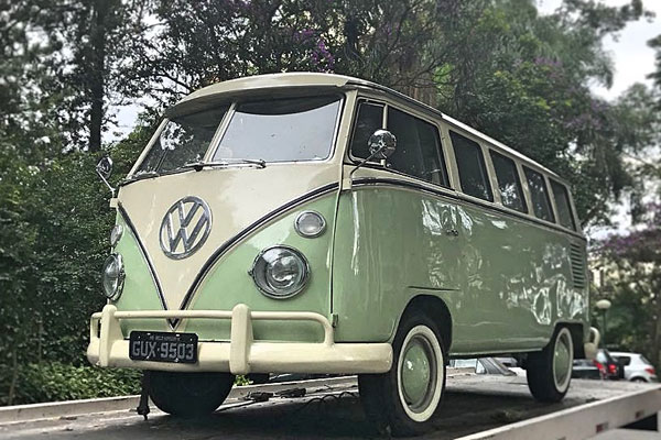 VW Splitscreen T1 1966 Camper Conversion