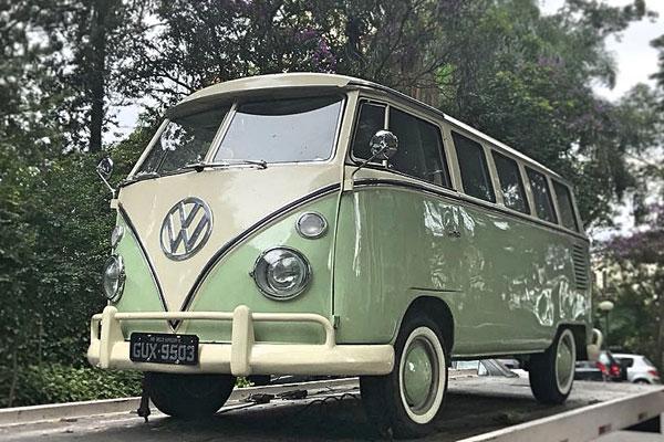 VW Splitscreen T1 1966 Camper Conversion