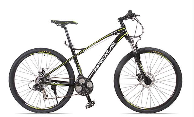 จักรยานเสือภูเา ล้อ27.5 nakxus 27m934