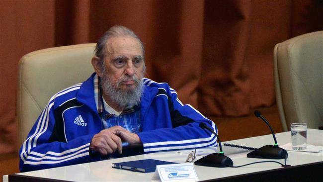 Fidel castro artificial anus