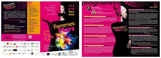 5ème édition de Femmes de Mars