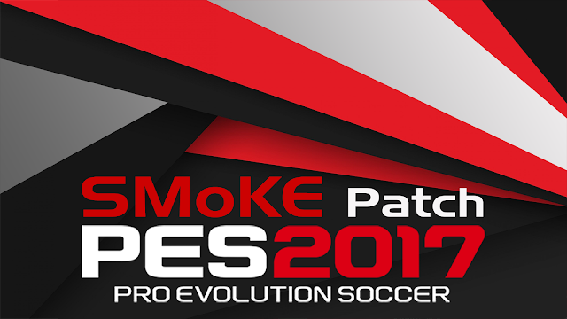 Update Patch PES 2017 dari SmoKE V9.5.1