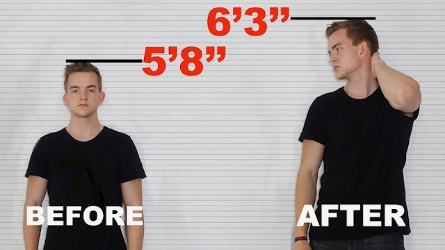 How To Become Taller After 20 With Ayurvedic Supplements? by Andrian Joseph