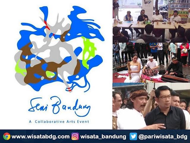 "Event ""Seni Bandung"" Bakal Digelar 25 September - 25 Oktober 2017"